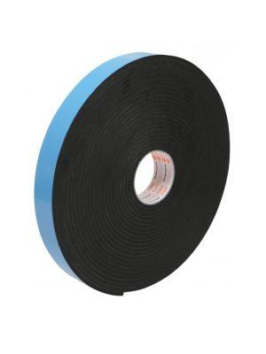Double Sided PE Black Foam tape, Modified Acrylic