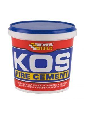Everbuild KOS Fire Cement - Buff