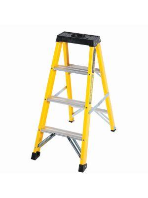 Fibreglass Swingback Step Ladders