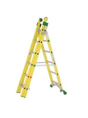Industrial Fibreglass Combination Ladders