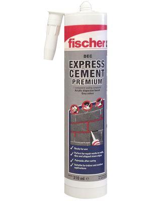 Fischer DEC Premium Express Cement - Grey