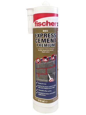 Fischer DEC Premium Express Cement - Sand