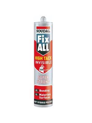 Fix All High Tack Invisible