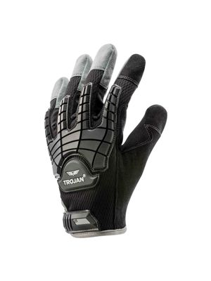 Trojan Shell Impact Gloves