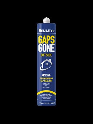 Selleys Gaps Gone Outside Sealant - White