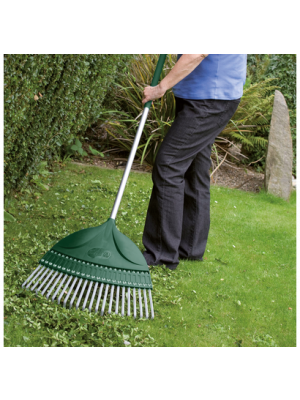Plastic Rake with replaceable Tines