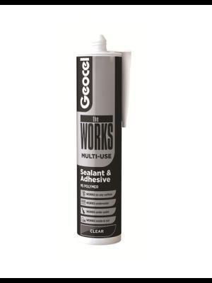 Geocel The Works Sealant & Adhesive 290ml