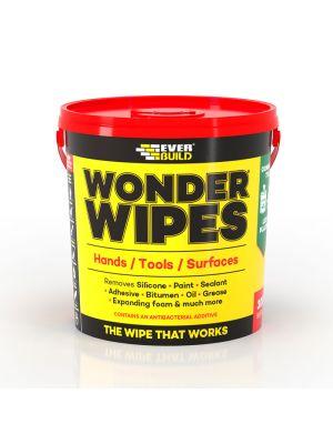 Everbuild Multi Use Wonder Wipes 300