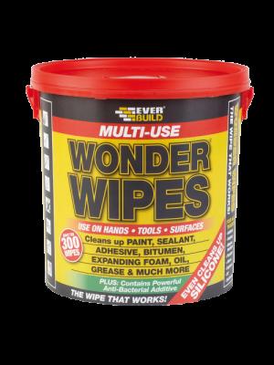 Everbuild Multi Use Wonder Wipes 500