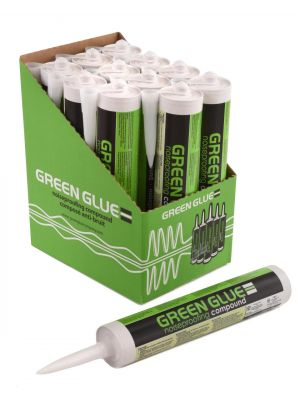 Green Glue Silicone 828ml