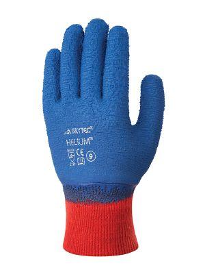 Skytec Helium Blue Latex Coated Gloves