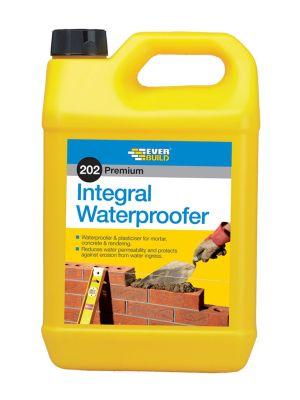 Everbuild 202 Integral Waterproofer