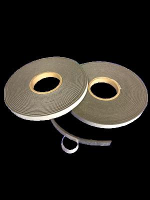 FCL Glazing Tape Black- 3mm x 10mm