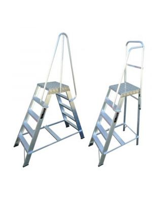 Industrial Machine Steps (Single & Double Sided)