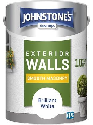 Exterior Walls Smooth Masonry Paint