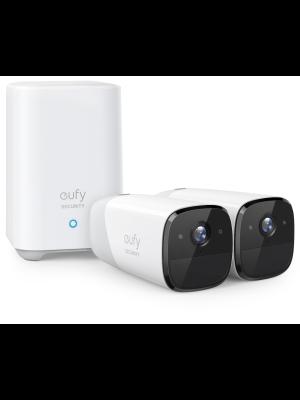 Eufy Cam 2  - 2 Cam Kit + HomeBase 2