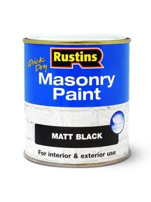Quick Dry Masonry Paint - 500ml