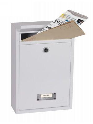 Phoenix Letra Front Loading Letter Box