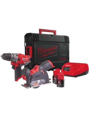 Milwaukee 6 in 1 Drill and Cut off Saw