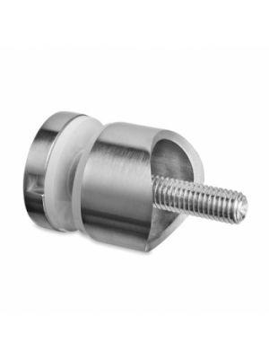 Q-Railing Short and Radius - Glass Adapter