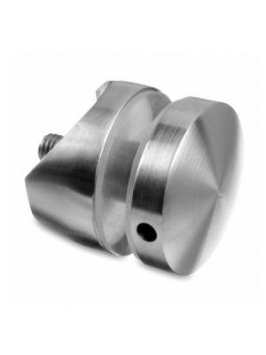 Q-Railing Short Glass Adapter - RadiusPost