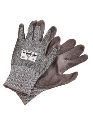Cut Resistant PU Coated Work Gloves