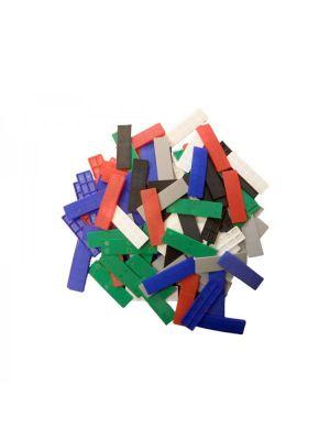 Assorted Plastic Flat Shims