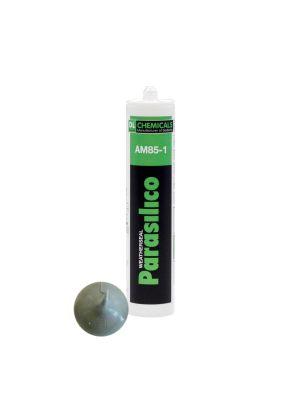 Parasilico AM85 High Grade LMN Silicone Sealant - 310ml Dark Grey RAL 7005