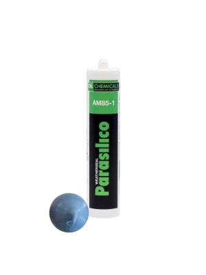 Parasilico AM85 High Grade LMN Silicone Sealant - 310ml Pigeon Blue RAL 5014
