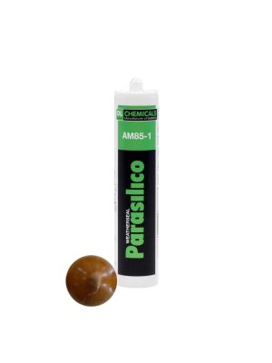 Parasilico AM85 High Grade LMN Silicone Sealant - 310ml Light Brown RAL 8007