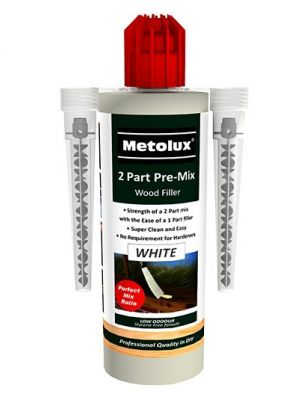Metolux Two Part Pre-Mix Wood Filler