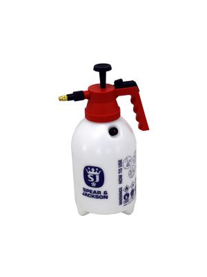 2 Litre Pump Action Pressure Sprayer