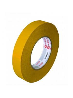 High Performance Double Sided Clear Polyester Tape - 25mm x 50m