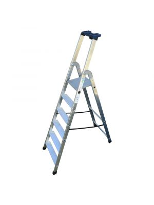 Quadra Platform Step Ladders
