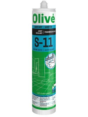 Olive S-11 Sanitary Silicone