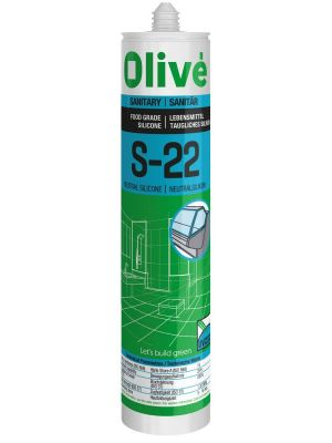Olive S-22 Neutral Food Grade Silicone