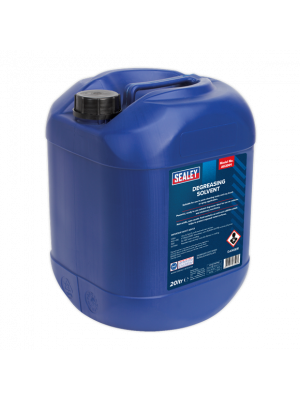 Sealey Degreasing Solvent 20 Litre