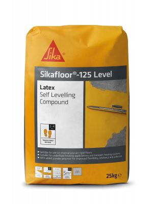 Sikalevel 25 Latex Self Levelling Floor Compound