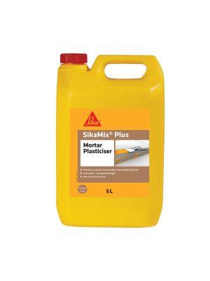 Sika Mix Plus - Mortar Plasticiser