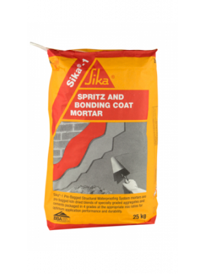 Sika Spritz & Bonding Coat Mortar
