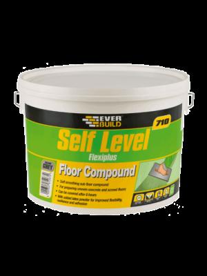 710 Self Level Flexiplus 10kg Tub