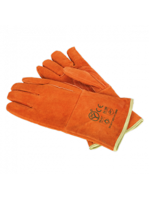 Heavy Duty Welding Gauntlets - Extra Large