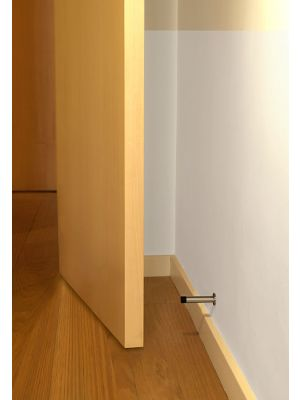 Wall Attached Stainless Steel Door Stop