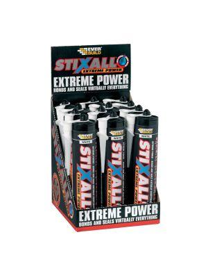 Box of 12 Everbuild Stixall Extreme Power