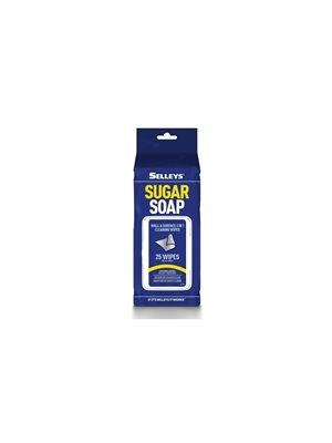 Selleys Sugar Soap Wipes