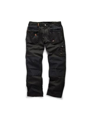 Scruffs Worker Plus Trouser  - 28 Regular Black