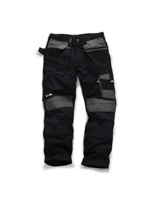 Scruffs 3D Trade Trouser - 34 Large Black