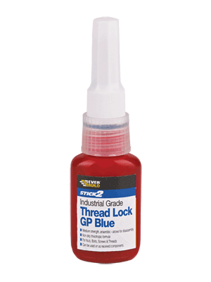 Everbuild Threadlock GP Blue