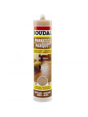 Soudal Parquet and Timber Silicone