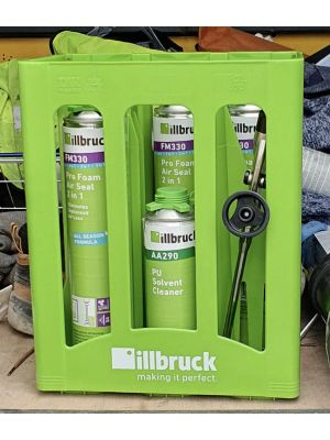 EXCLUSIVE Tremco Illbruck Air Tightness Kit